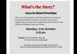 What's the Story? Lives in Direct Provision