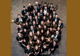 FREE 'Celtic Collection' Concert with Bethel University Wind Symphony from St Paul, U.S.A