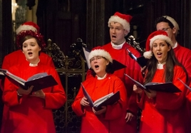 'Carols by Candlelight' CHRISTMAS CONCERT with the Christ Church Cathedral Choir